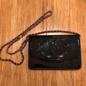 Vintage Chanel WOC Crossbody